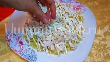 Салат на праздничный стол - шаг 1