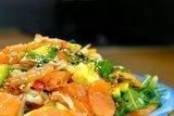 Праздничный салат без майонеза