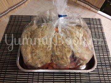 Запечённые куриные грудки с морковью - шаг 6