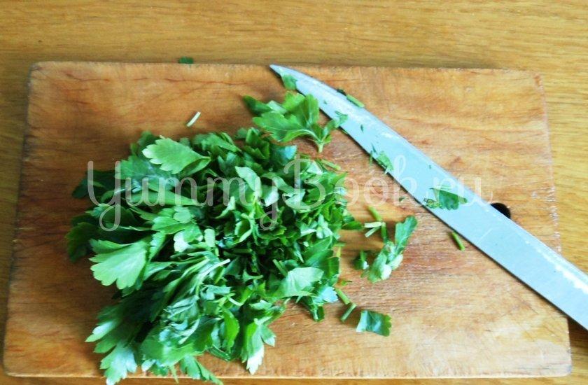 Тунисский салат - шаг 4