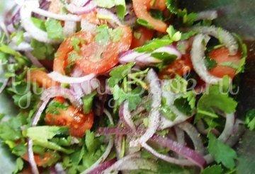 Тунисский салат - шаг 7