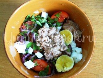 Тунисский салат - шаг 14