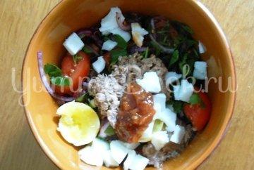 Тунисский салат - шаг 16