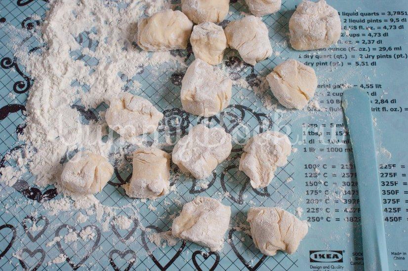 Жареные пирожки с тыквой - шаг 6