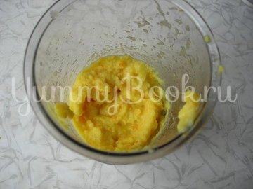 Апельсиновый пирог с кусочками молочного шоколада - шаг 2