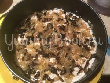 Салат с курицей и грибами - шаг 4