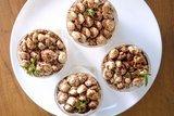 Десерт в стаканчиках «А-ля Тирамису»