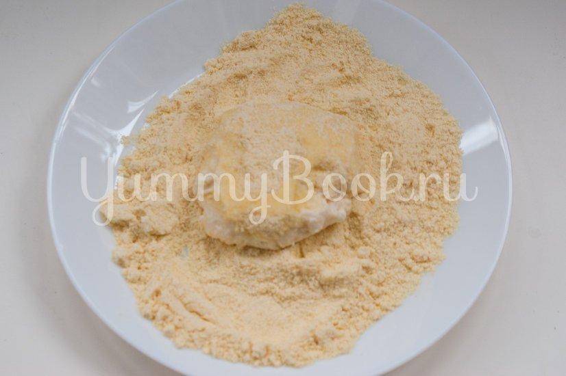 Сырники с кокосовой стружкой - шаг 4
