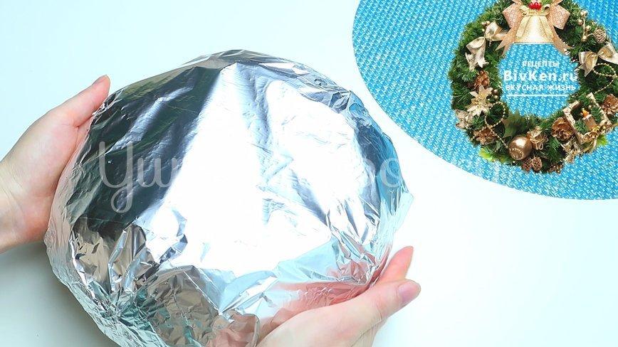 Рис с куриными бёдрами в тыкве - шаг 6