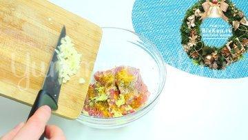 Рис с куриными бёдрами в тыкве - шаг 1
