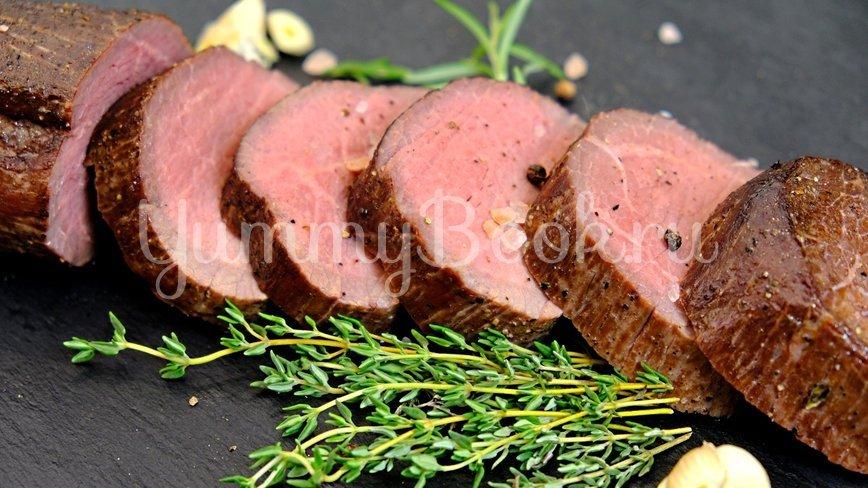 Сочная говядина, запеченная в духовке - шаг 6