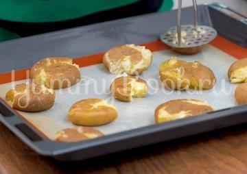 Хрустящая раздавленная картошка в духовке - шаг 2
