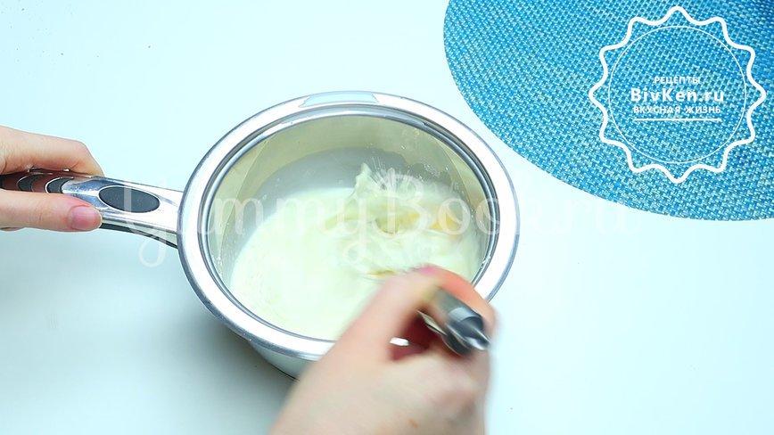 Медовое пирожное за 10 минут - шаг 2