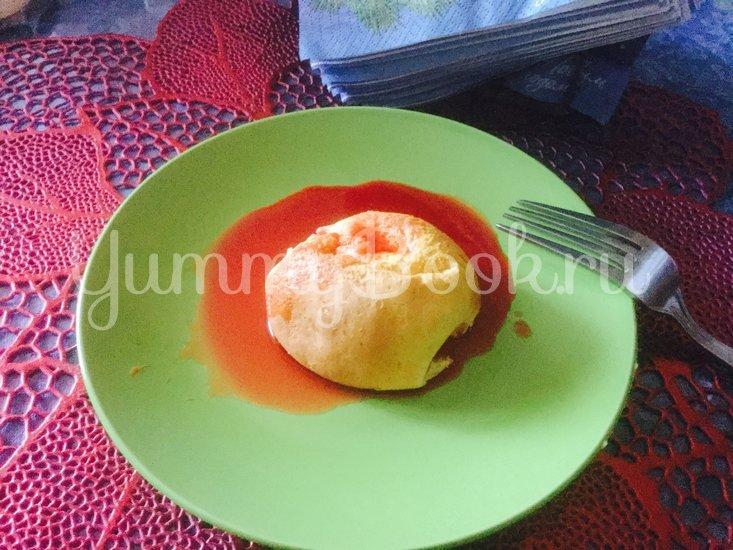 Воздушные сырники в духовке - шаг 6