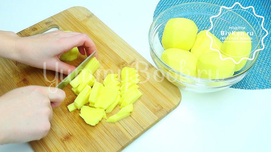 Картошка в мультиварке - шаг 1
