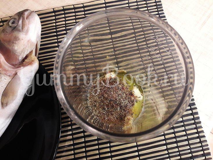 Запечённая форель в горчично-медовом маринаде - шаг 2