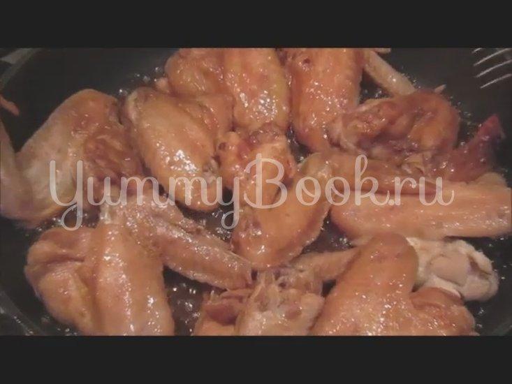 Куриные крылышки, маринованные в яблочном сидре - шаг 4