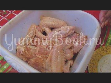 Куриные крылышки, маринованные в яблочном сидре - шаг 3