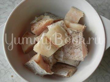 Рыбное филе под маринадом - шаг 1