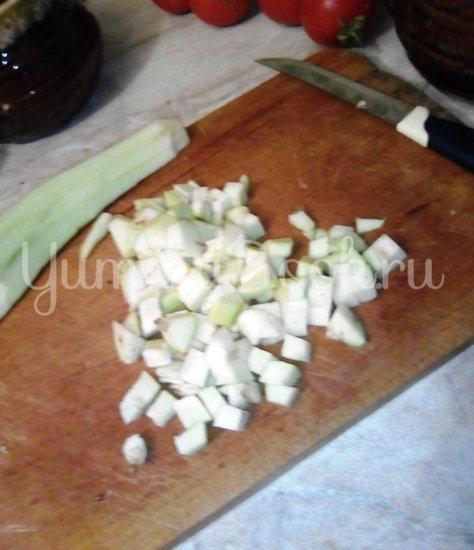 Свинина с овощами в горшочке - шаг 7