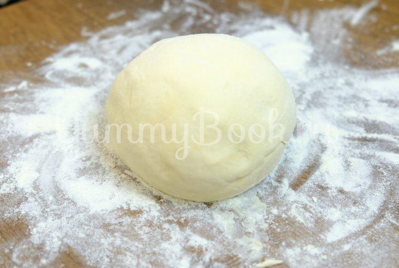 Слоистое печенье из 3 ингредиентов - шаг 2