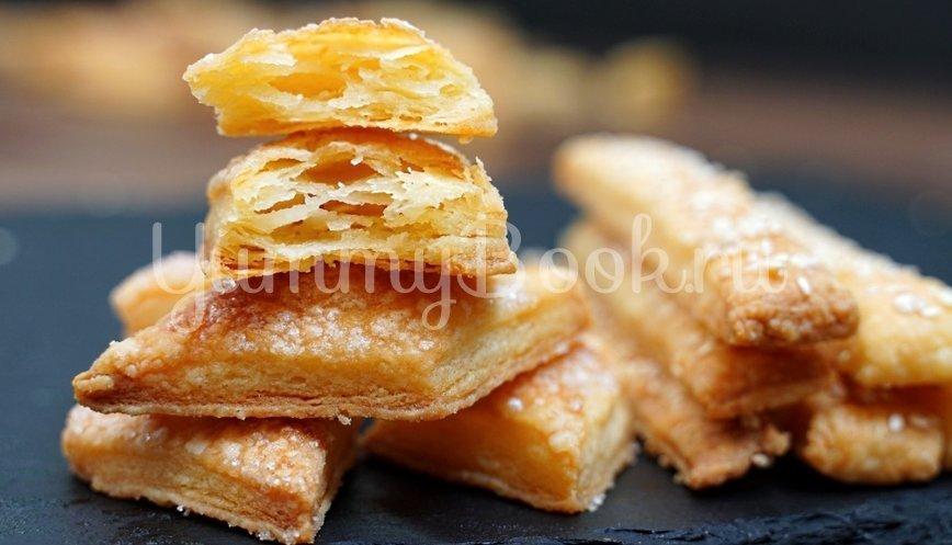 Слоистое печенье из 3 ингредиентов - шаг 5