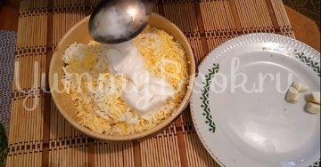 Закуска - намазка из сыра и яиц - шаг 3