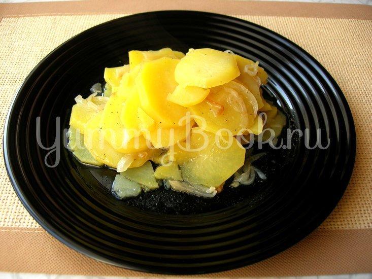 Картофель «Буланжер» или картофель булочника - шаг 6