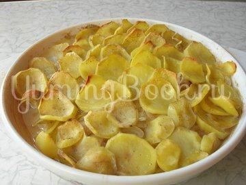 Картофель «Буланжер» или картофель булочника - шаг 5
