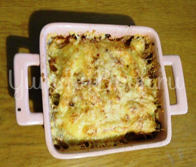 Свинина на картофельном ложе, запечённая в духовке  - шаг 9