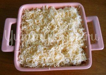 Свинина на картофельном ложе, запечённая в духовке  - шаг 8