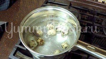 Закусочные кексы с яйцом и беконом - шаг 2