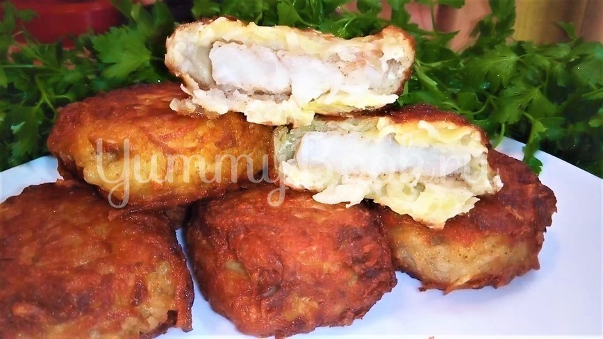 Рыба в картофельной шубе - шаг 6