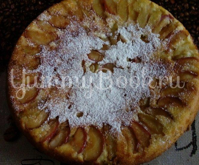 Пирог с яблоками - шаг 4