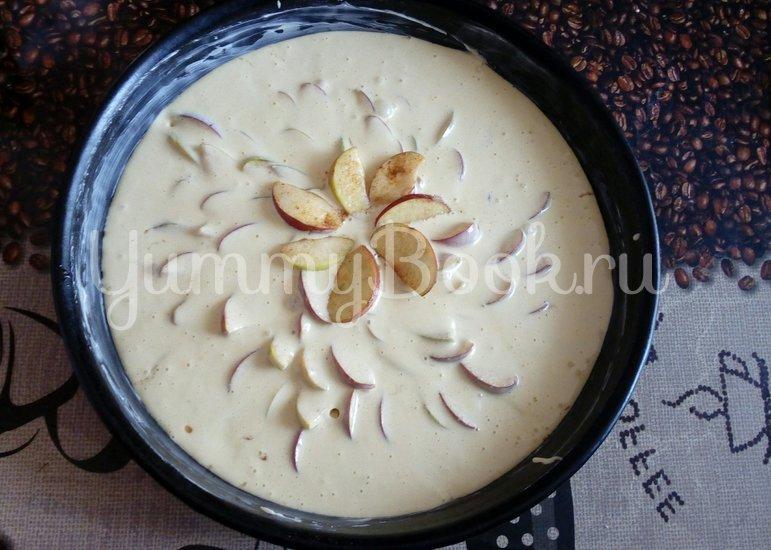 Пирог с яблоками - шаг 2