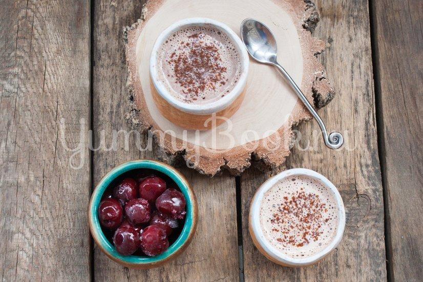 Вишнёвое какао - шаг 3