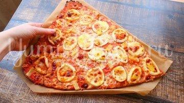 Сочная гавайская пицца - шаг 7
