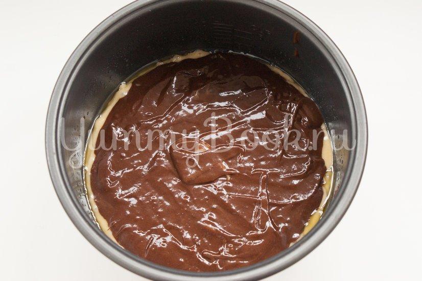 Кекс с какао и вишней в мультиварке - шаг 5