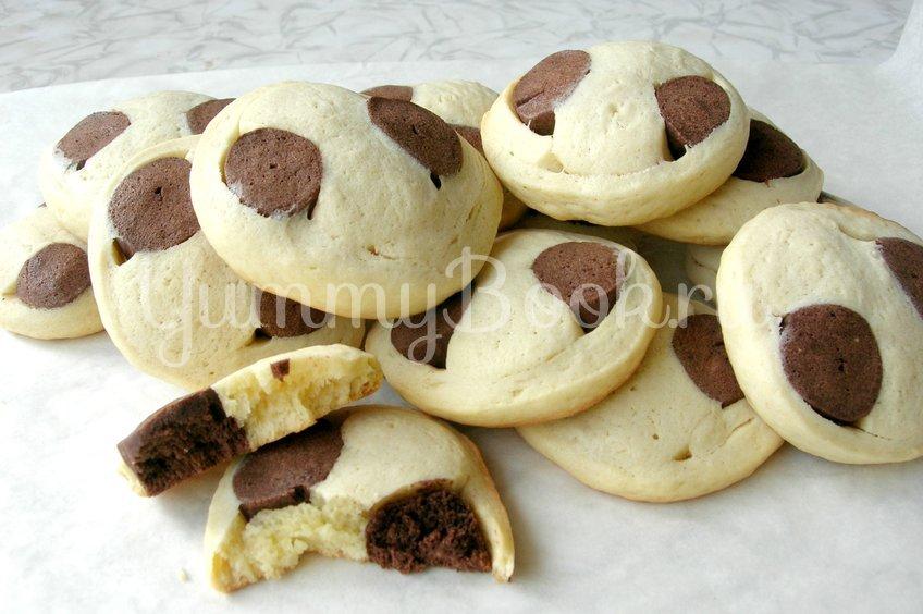Домашнее печенье «Баттенбург»