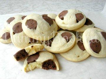 Домашнее печенье «Баттенбург» - шаг 8