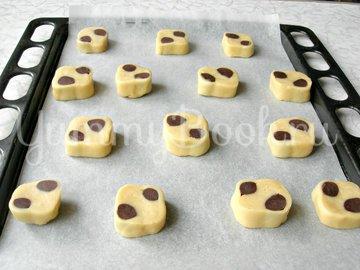 Домашнее печенье «Баттенбург» - шаг 7