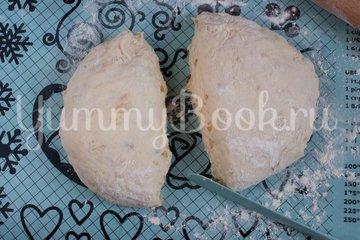 Дрожжевые картофельные булочки с луком - шаг 9