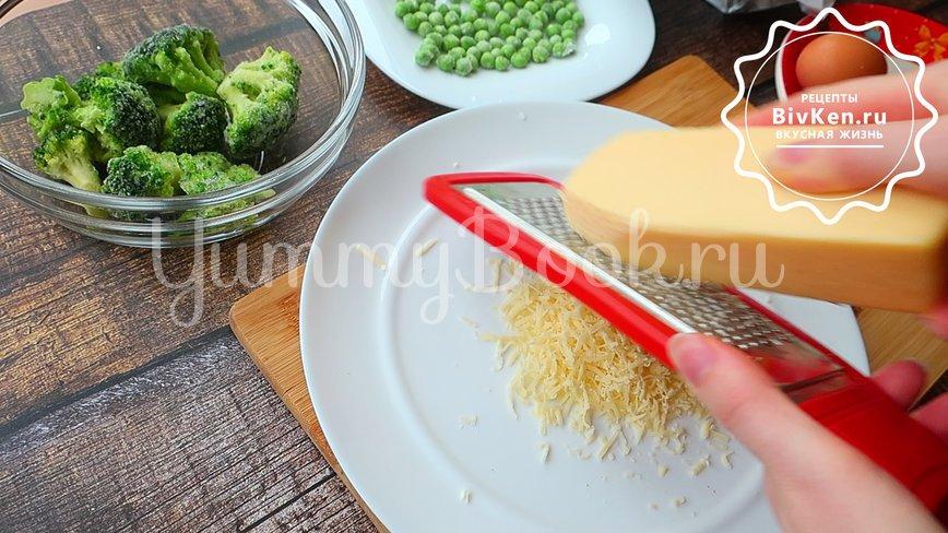 Крошка картошка в духовке с 4 начинками - шаг 2