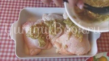 Курица, запеченная в горчичном маринаде - шаг 3