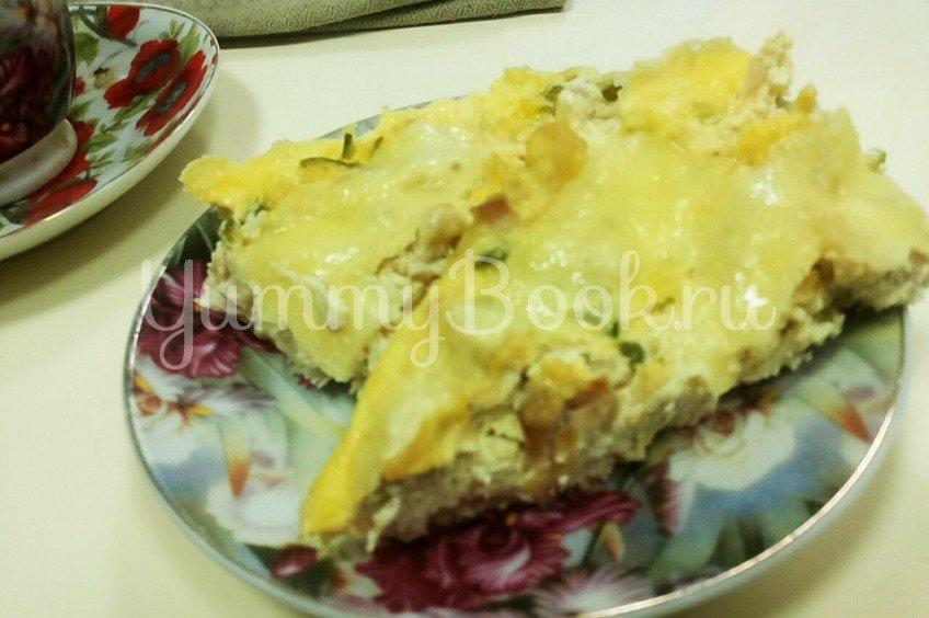 Куриная запеканка (пирог)