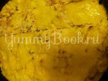 Куриная запеканка (пирог) - шаг 7