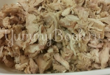 Куриная запеканка (пирог) - шаг 2