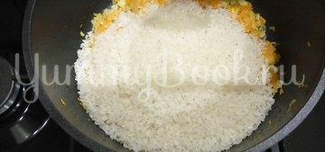 Гарнир из риса с овощами - шаг 4