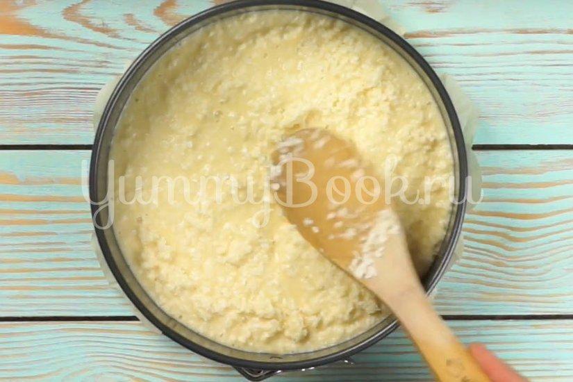 Кокосовый пирог  - шаг 4