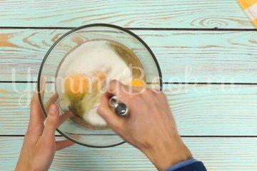 Кокосовый пирог  - шаг 1